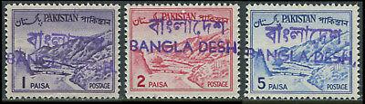 Zuversichtlich Bangladesh Vorläufer Pakistan Michel Nummer 177 ** Mit Handstempelaufdruck Briefmarken Unbe AusgewäHltes Material