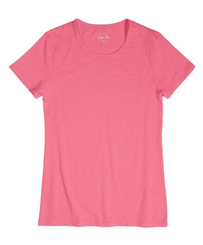 J.Crew Mercantile Women/'s M Azalea Pink Vintage Cotton Short Sleeve Studio Tee
