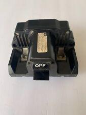 Fpe 2b100 100amp Main Breaker New But Box Ruff