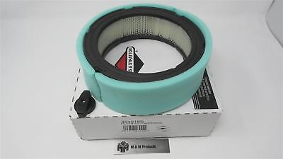 Genuine 394018S Briggs /& Stratton Air Filter with New Top Screw