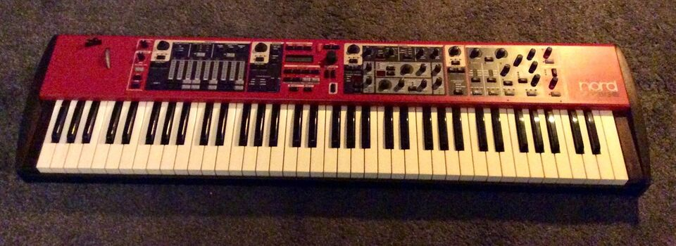 Stagepiano, Nord Stage Compact 1