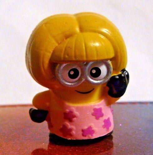 Despicable Me Mineez Series 1 #7 MINION MAMA Mini Figure Mint OOP