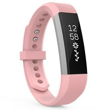 Soft Silicone Accessory Band Wrist Strap For Fitbit Alta Fitness Watch Tracker