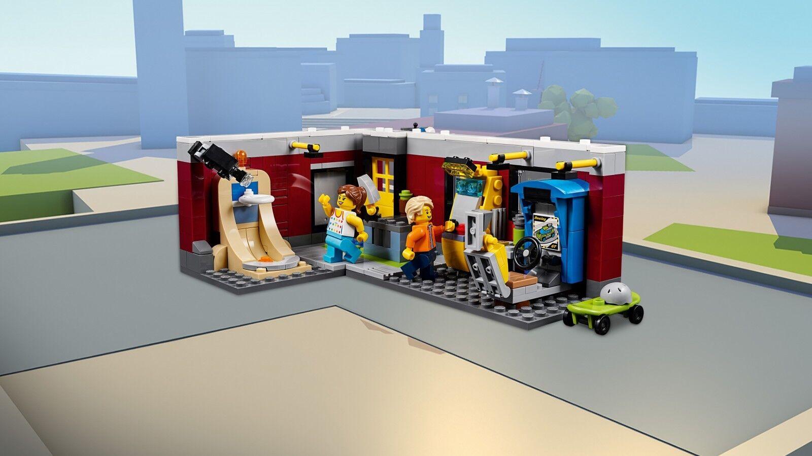 LEGO® Creator Creator Creator 31081 Umbaubares Freizeitzentrum NEU OVP_ Modular Skate House NEW 2c2e36