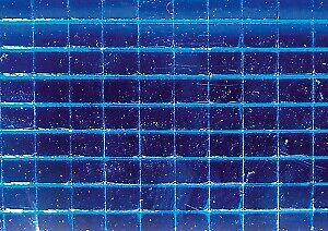 Spiegelmosaik 5x5mm blau