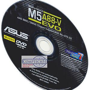 Asus M5A88-M EVO AMD RAIDXpert Driver for Windows Mac