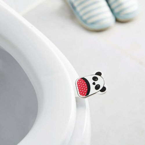 Lovely Cartoon Animals Plastic Bath Toilet Seat Pad Cover Lifter Lid Lift Tool W