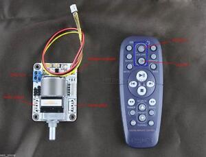 Assembeld-Remote-Volume-Board-HIFI-preamp-MOTOR-ALPS-100K-Potentiometre