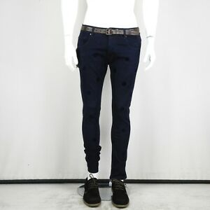 DON THE FULLER JEANS FATTO A MANO MADE IN ITALY (MILANO 2854)