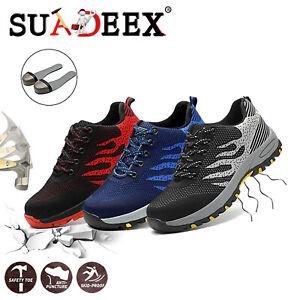 SUADEEX-Chaussures-de-securite-homme-S3-SRC-Chaussure-de-travail-Bottes-leger