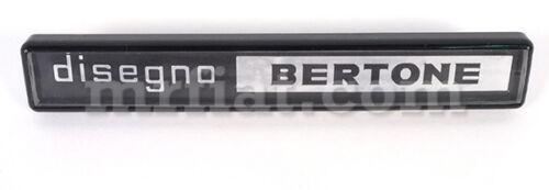 Ferrari Disegno Bertone Emblem New
