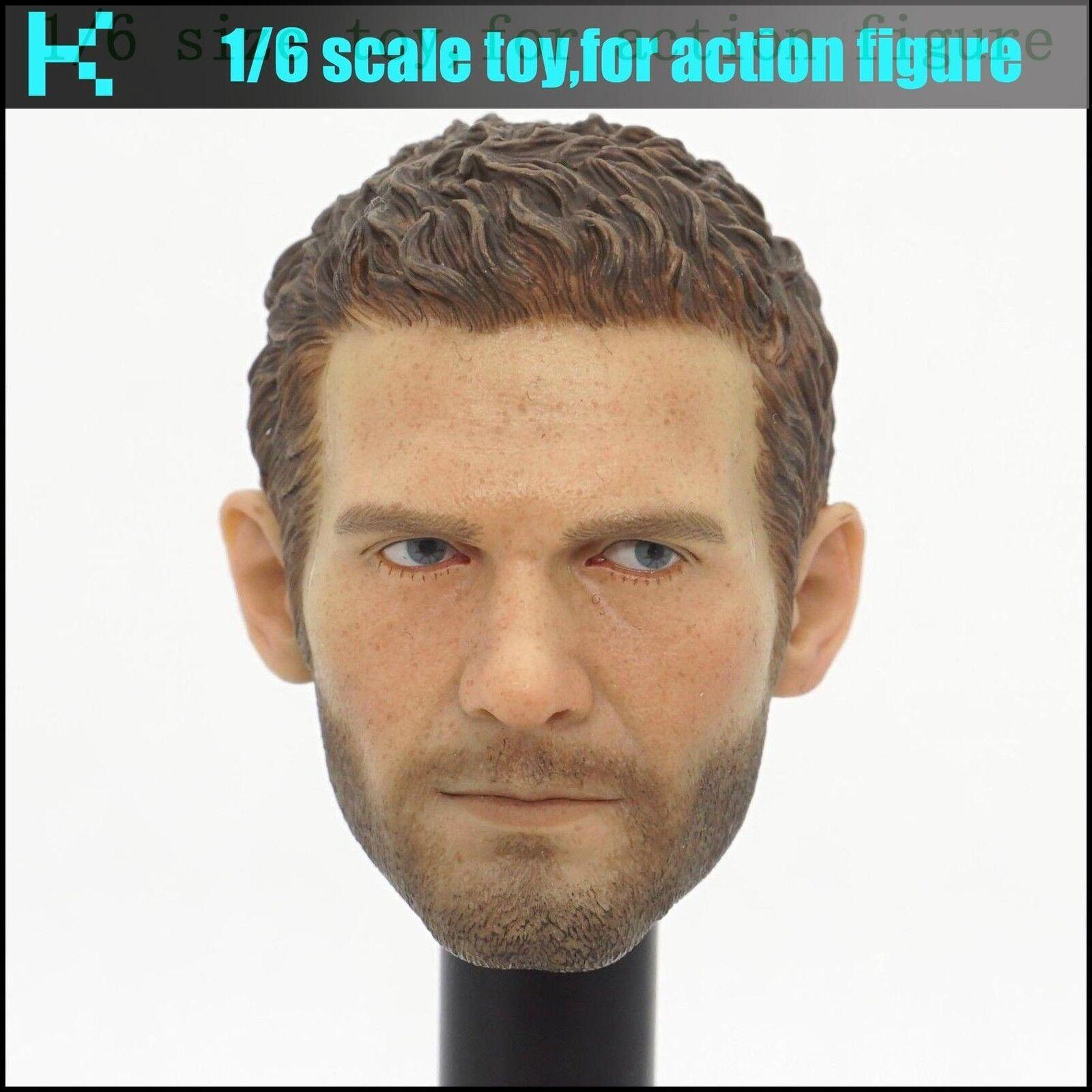 L18-40 1  6 scale ZCWO uomochester united MATA head sculpture (sweat)  prezzi all'ingrosso