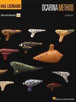 Hal Leonard Ocarina Method - Ocarina Book Video Online 000146676