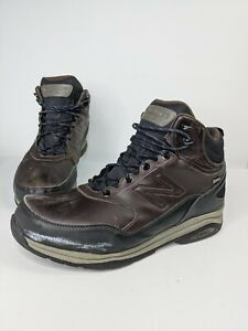 Mens New Balance 1400 Waterproof Boots Sz 13 Used VGC MW1400DB