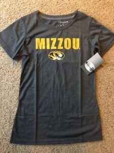 Missouri Tigers Gold NCAA Missouri Tigers Male Team Color Crewneck Sweatshirt X-Large