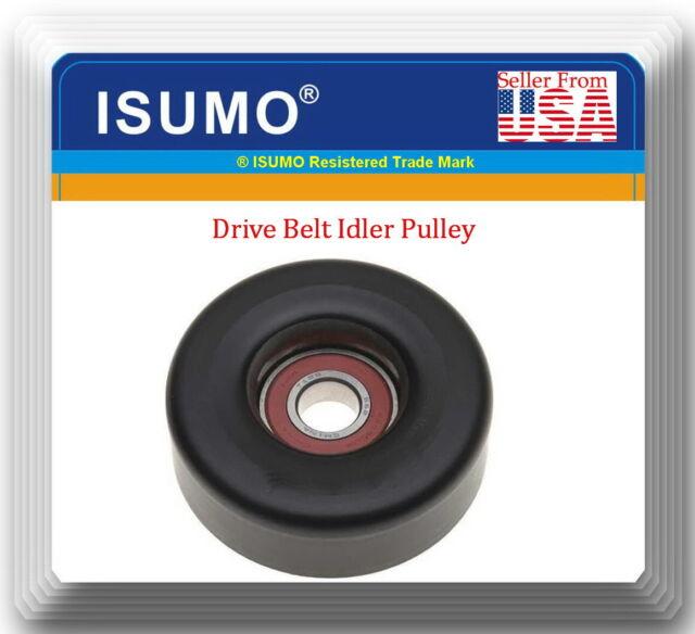 FORD OEM-Serpentine Drive Belt Idler Pulley 6L2Z6C348A