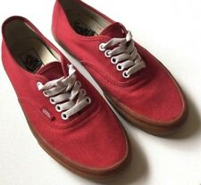 f3e9c573a82ec4 item 7 Vans Off the Wall Mens 6.5 Red Canvas Shoes Sneakers TB6Q Waffle Sole  Skate Shoe -Vans Off the Wall Mens 6.5 Red Canvas Shoes Sneakers TB6Q  Waffle ...