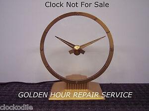 Jefferson golden hour clock radioactive dating