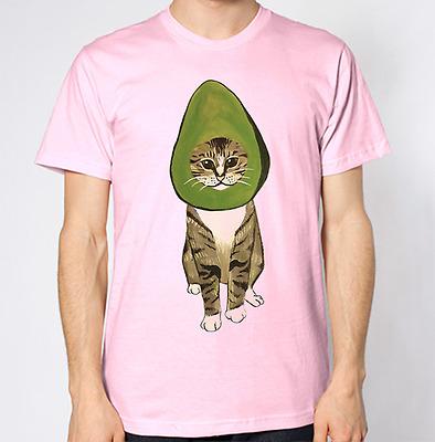 Cat Avocado T-Shirt