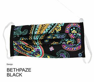 Nasen-/Mundmaske Design BETHPACE - Spuckschutz -