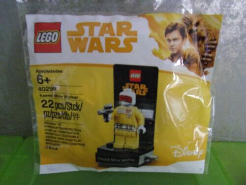 Neu /& OVP Lego Star Wars Polybag/'s und Schlüsselanhänger zum aussuchen