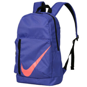 Nike-Elemental-Sports-Womens-Backpack-Gym-Training-School-BA5405-554-Purple-Pink