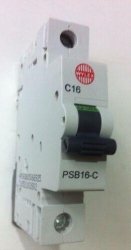 1 x Interruptor de circuito 5SL6510-6; 400VAC; Inom DIN 10A; postes no:1+N; montaje