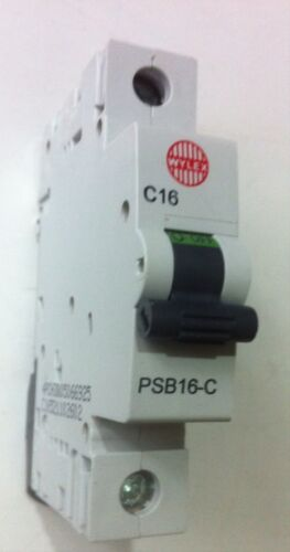 Wylex psb16-c C16 TIPO C 16Amp