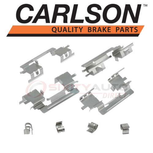Pad gu Carlson Front Disc Brake Hardware Kit for 2004-2010 Toyota Sienna