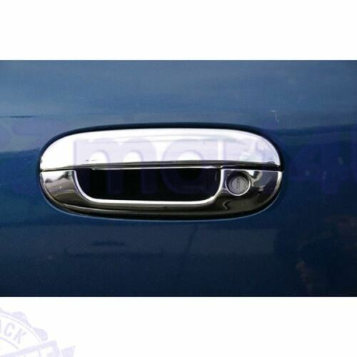 Fit 2002 2003 2004 2005 2006 2007 Cadillac CTS Chrome Door Handle Covers