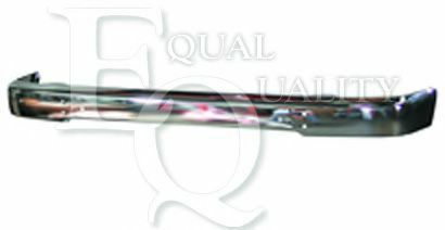 RN6/_, RN P1616 EQUAL QUALITY Paraurti anteriore cromato TOYOTA HILUX II Pick-up