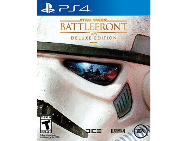 Star Wars Battlefront (Deluxe Edition) - Bonne affaire StarWars