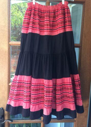 Retro Rockabilly Vintage Fiesta Patio Skirt One of