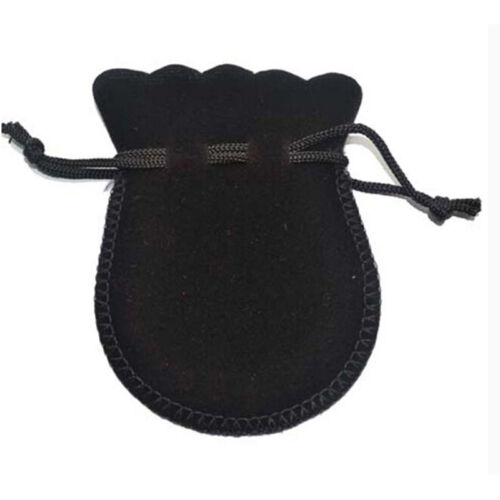 Hot 5Pcs Velvet Drawstring Pouches Jewelry Wedding Gift Bag Storage Favor CI9