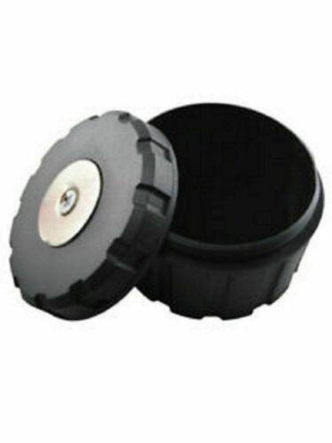Mini magnétique Coffre de rangement Cachette Secrète Key//Argent Titulaire compartiment caché