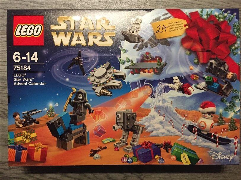 LEGO Star Wars Advent Calendar 75184 - 2017 BRAND NEW