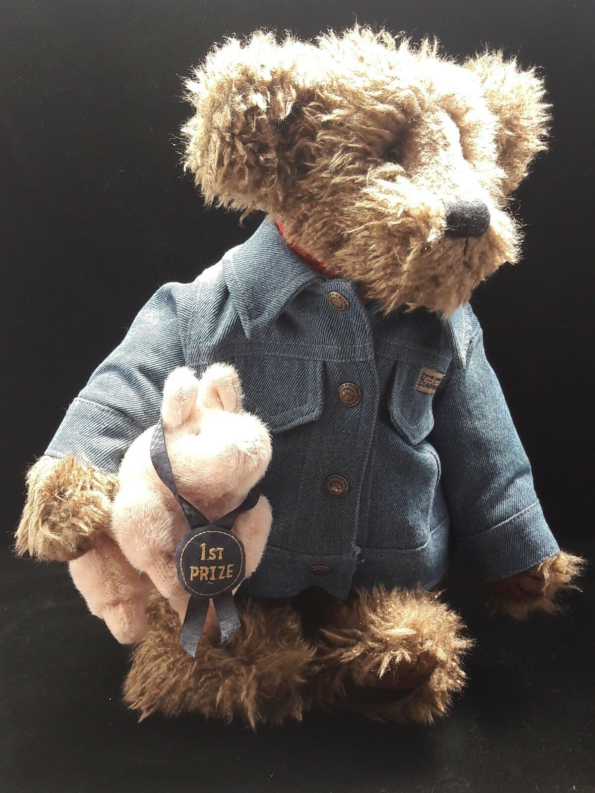Boyd's Bears Billy Ray Beanster Petey Porker 90s Jointed 14
