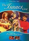 Live From Norway by The Isaacs (DVD, Apr-2008, Gaither Music Group)