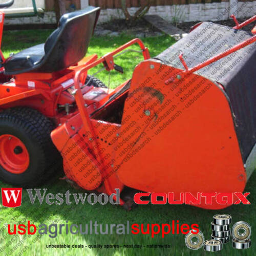 NEXT DAY DELIVERY! WESTWOOD PARTS Sweeper DRIVE BELT PTO to PGC grass 7701