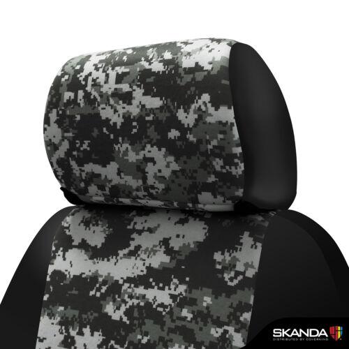 Coverking Neosupreme Rear Custom Car Seat Cover For Ford 11-16 F-350 Super Duty