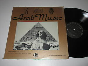 LP-ARAB-MUSIC-Vol-2-Lyrichord-LLST-7198