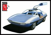 Amt Piranha Super Spy Car (man From Uncle) Reissue Model Kit 1/25