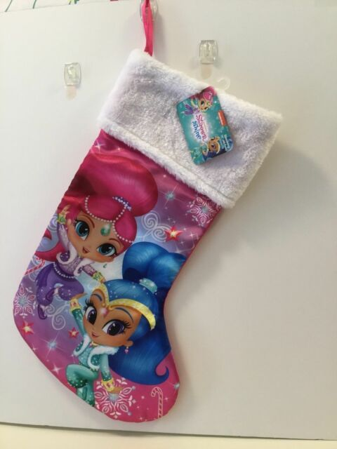 Christmas Stocking Shimmer Amp Shine 18 Quot Long Wtags Satin