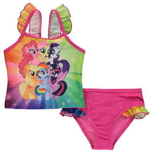 Details about GIRLS CHILDRENS MY LITTLE PONY SWIMSUIT SWIMWEAR
