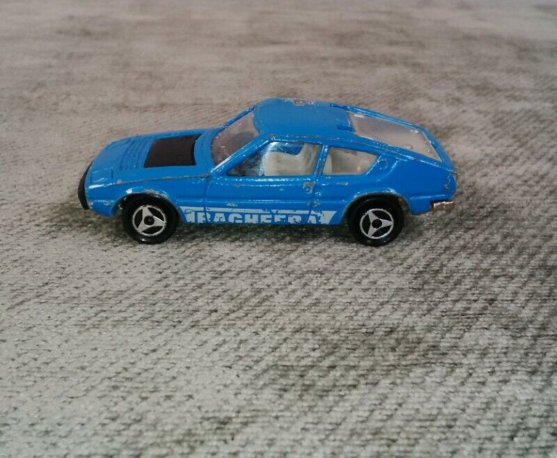 Matra Simca Bagheera Scale :1 /55 Majorette Die-cast Model