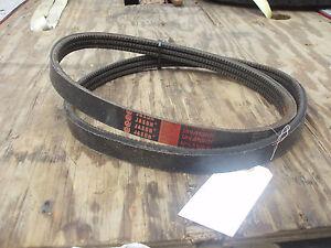 Jason-Unimatch-Belts-Set-of-Two-Lightly-used-R3VX-425-Triple-Cog-Belt