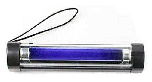 UV Portable Pocket Black Light Vaseline Glass Battery Free Shipping Detect Stain