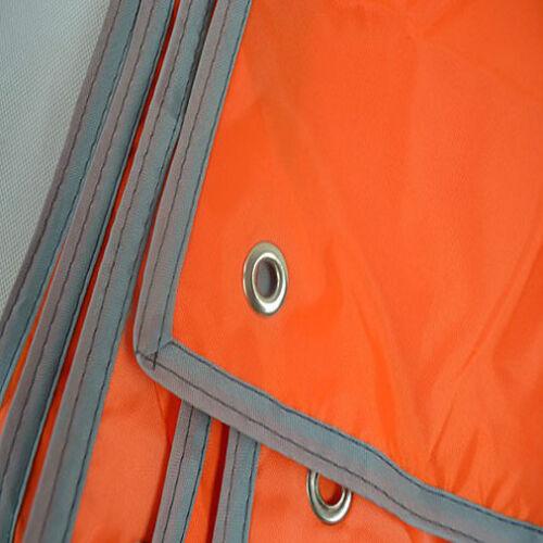 150x210CM Orange Backing Camping Tent Mat Waterproof Picnic Cushion Pad Portable