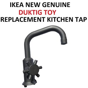 NEW TAP GENUINE IKEA DUKTIG REPLACEMENT TAP CHILDS KITCHEN TOY SINK ...