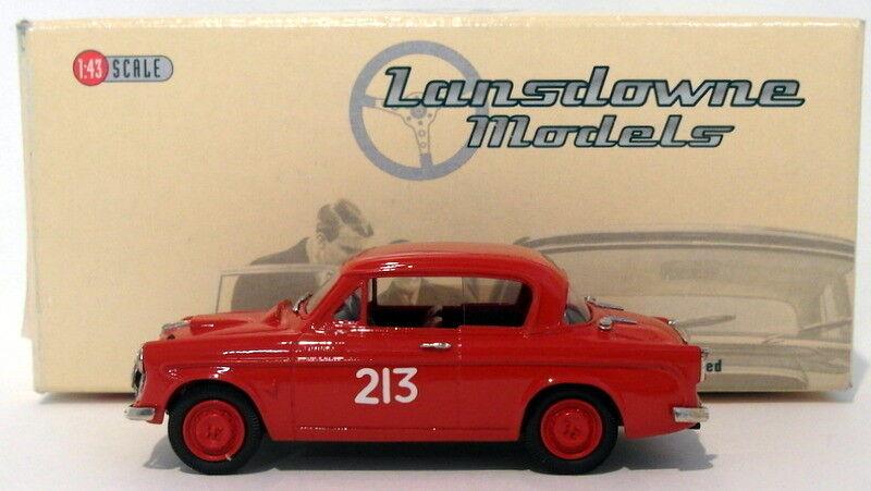 Lansdowne models échelle 1/43 LDM76X 1957 sunbeam rapière mille miglia van damm 213 | De Haute Qualité Et Peu Coûteux  | Shop  | Luxuriante Dans La Conception